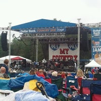 Photo taken at Country Jam by Emily B. on 9/10/2011