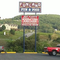 Photo taken at Funland by Eileen A. on 8/13/2011