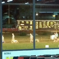 Photo taken at Pensacola Greyhound Track by Michelle M. on 10/29/2011