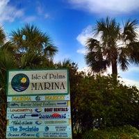 Photo taken at Isle of Palms Marina by John R. on 3/18/2012