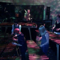 Photo taken at Seattle Glassblowing Studio & Gallery by Jolene J. on 1/29/2012