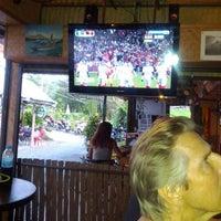Photo taken at Duke's Sports Bar @ Kata Beach by David C. on 1/23/2012