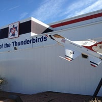 Photo taken at Thunderbird Museum by Chris L. on 11/18/2011