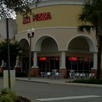 Photo taken at Mia Pizza by Diann W. on 10/9/2011