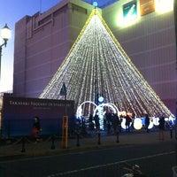 Photo taken at JR Takasaki Station by yamamotonow on 12/17/2011