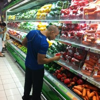 Photo taken at Supermercados Nacional by Lidia L. on 4/5/2012