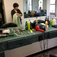 Photo taken at Antonios Hair Salon by Bob M. on 3/24/2012