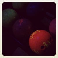 Photo taken at AMF Valley View Lanes by Jennifer T. on 6/16/2012