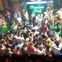 7/23/2012 tarihinde Fırat Y.ziyaretçi tarafından Havana Club'de çekilen fotoğraf
