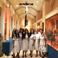 Photo taken at UST Museum by Steffi G. on 9/1/2015