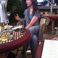 Photo taken at Chateau Marmont Restaurant Patio by Randall G. on 8/29/2013