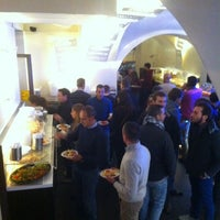 Foto scattata a Lobelix Cafè da Ruggiero L. il 11/16/2012