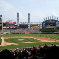 Photo taken at Guaranteed Rate Field by TJ G. on 6/9/2013