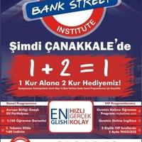 Photo taken at Bank Street Language Institute | Çanakkale by Husëyin D. on 10/6/2013