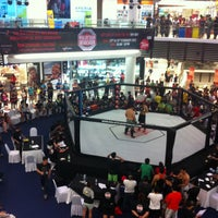 Photo taken at Paradigm Mall by Sue Y. on 2/23/2013
