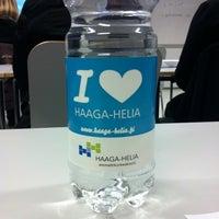 Photo taken at Haaga-Helia UAS by Dim L. on 2/4/2013