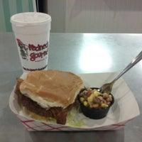 Photo taken at Redneck Gourmet by Adam W. on 1/11/2013