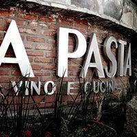 Photo taken at La Pasta by Jay J. on 3/15/2013