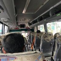 Photo taken at Nan Bus Terminal by 🚩zatang . on 1/11/2018