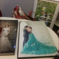 Photo taken at Life Bridal by Stacy T. on 5/9/2014