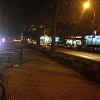 Photo taken at W 151st Street & Broadway by Andy S. on 9/27/2013