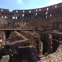 Photo taken at Colosseum by Paula G. on 9/14/2013