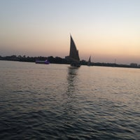 Photo taken at Nile Felucca by Badr on 9/3/2017