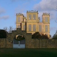 Photo taken at Hardwick Hall by Tim E. on 11/11/2012