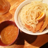 Photo taken at 三代目 宮田麺児 by はる on 12/27/2014