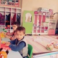 Photo taken at Narlıdere İlköğretim Okulu by Aslı S. on 1/15/2016