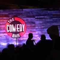 Photo taken at The Comedy Bar by Ebrahem M. on 11/14/2016