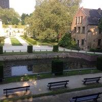 Photo prise au Park van Abdij Ter Kameren / Parc de l'Abbaye de la Cambre par Orso b. le6/8/2013