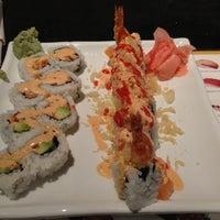 Photo taken at Kobe Teppan & Sushi - Frisco by Frederick M. on 10/8/2012