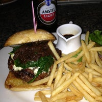 Photo taken at Burger Bar by Noel B. on 1/1/2013