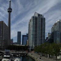 Photo taken at Harbourfront Centre by Jeremy M. on 5/27/2013