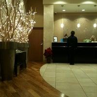 Photo taken at Hyatt House Seattle/Bellevue by Jim Y. on 12/3/2012