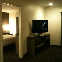 Photo taken at Hyatt House San Diego/Sorrento Mesa by Jim Y. on 6/3/2014