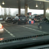 Photo taken at Costco Gas Station by Jim Y. on 1/20/2013
