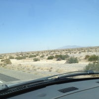 Photo taken at Interstate 8 by Monte K. on 5/13/2013