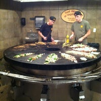 Photo taken at bd's Mongolian Grill by Teresa C. on 3/24/2013