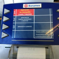 Photo taken at Banamex by Michelle V. on 4/5/2013