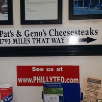 Photo taken at Philly Ted's Cheesesteaks & Subs by Elizabeth G. on 4/24/2016