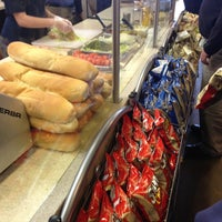 Photo taken at Jersey Mike's Subs by Carter B. on 2/10/2013