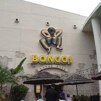 Photo taken at Bongo's Cuban Cafe by Renia G. on 4/20/2013