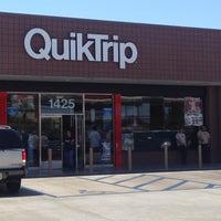 Photo taken at QuikTrip by Anna G. on 8/23/2015