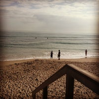 Photo taken at PAFB South Beach by Colleen D. on 1/2/2013
