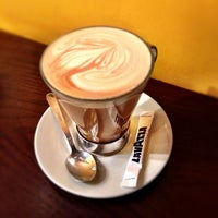 Photo taken at Lavazza by Eric W. on 10/8/2013