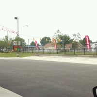 Photo taken at Meijer Gas Station by Paul O. on 7/2/2013