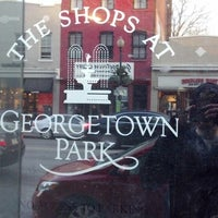 Photo taken at The Shops at Georgetown Park by Paul O. on 2/2/2014