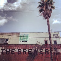 Photo taken at The Brewery Arts Complex by Evan D. on 6/25/2013